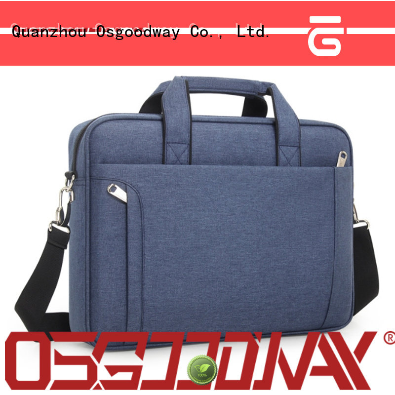 Osgoodway durable anti-theft laptop backpack from China for men