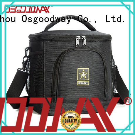 Osgoodway portable hiker cooler bag keep food cold for camping