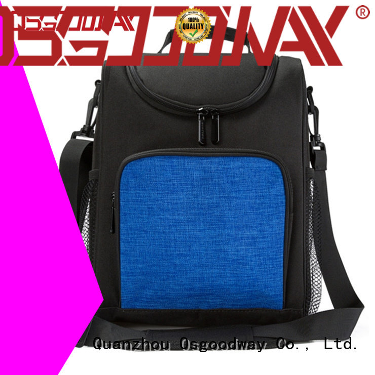 leak-proof insulated cooler bag portable wholesale for hiking
