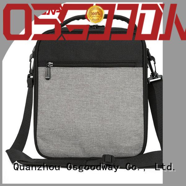 Osgoodway camping hiker cooler bag design for BBQs
