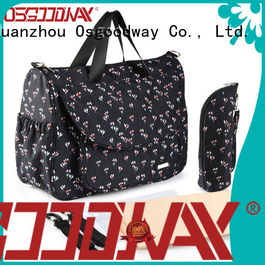 Osgoodway stylish wholesale diaper bags wholesale for vacation