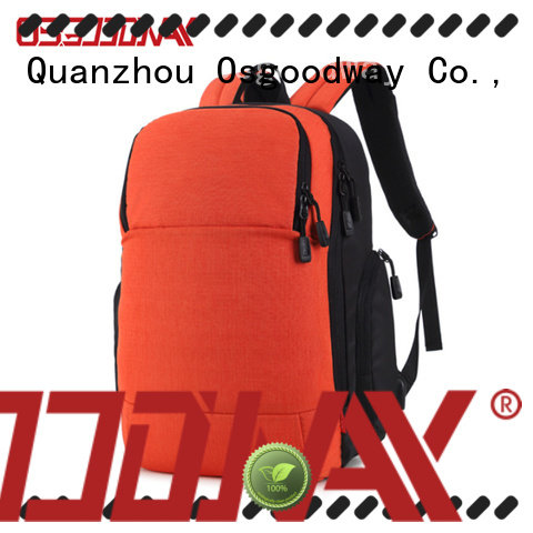 Osgoodway durable laptop backpack manufacturers supplier for business traveling