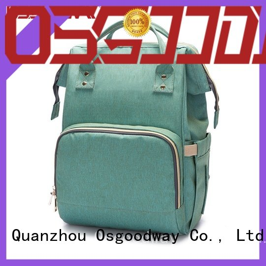multi-Function stylish diaper bags wholesale for dad