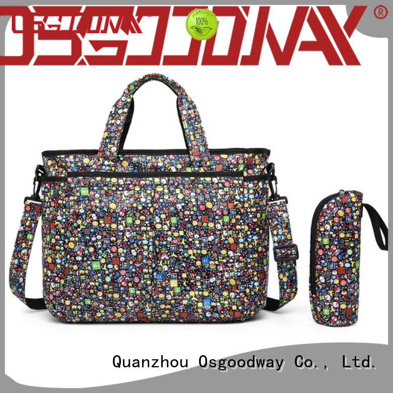 Osgoodway durable backpack diaper manufacturer for vacation