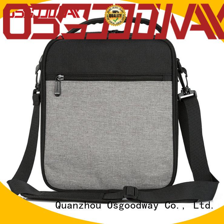 Osgoodway travel cooler bag design for picnic