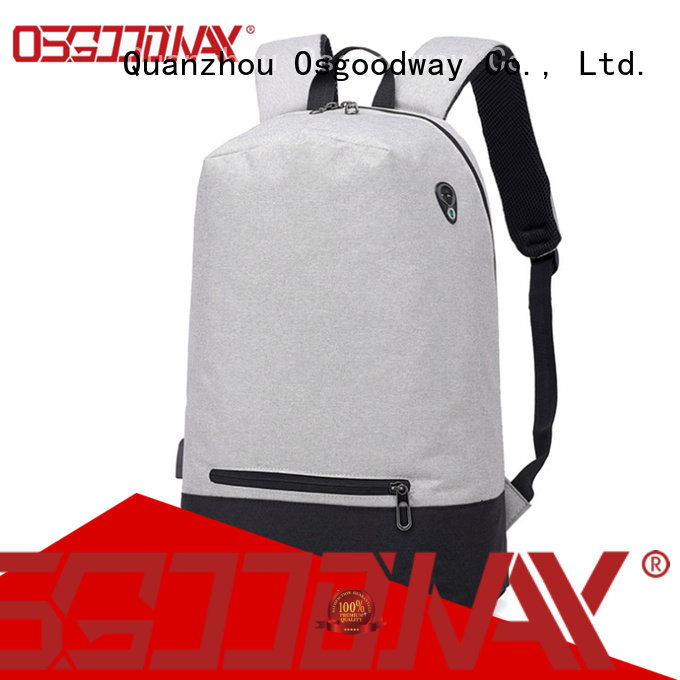 Osgoodway hot sale waterproof laptop backpack wholesale for school