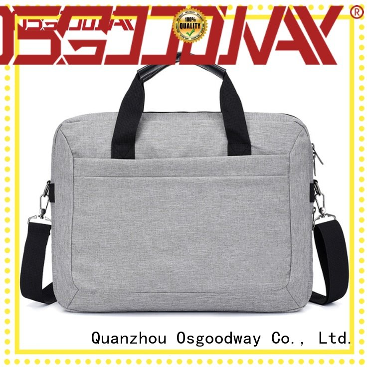 Osgoodway multifunction professional laptop backpack from China for men