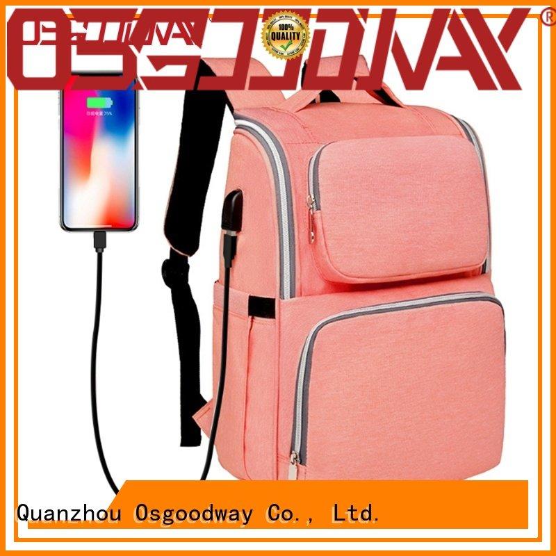 Osgoodway diaper backpack for mom manufacturer for mom
