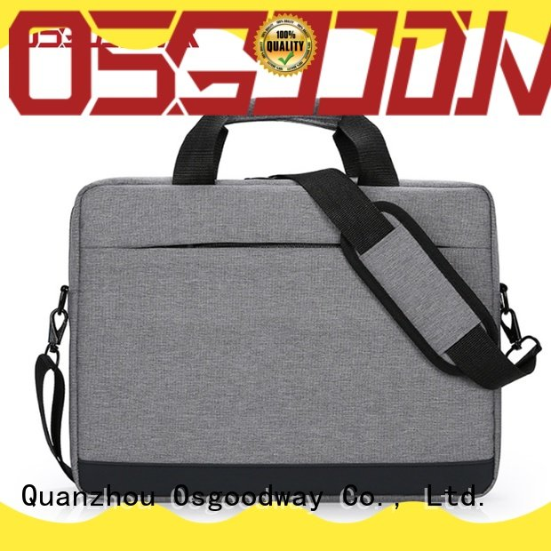 Osgoodway good quality anti-theft laptop backpack from China for work