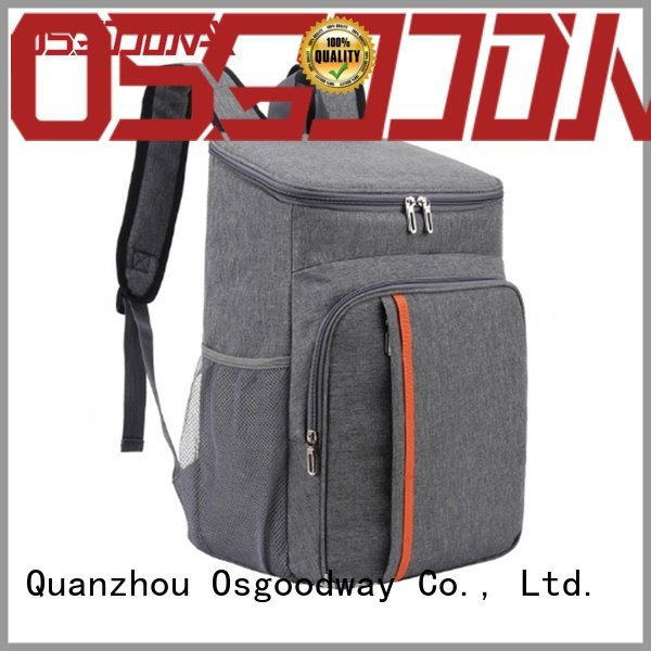 custom travel cooler bag insulated keep food cold for hiking