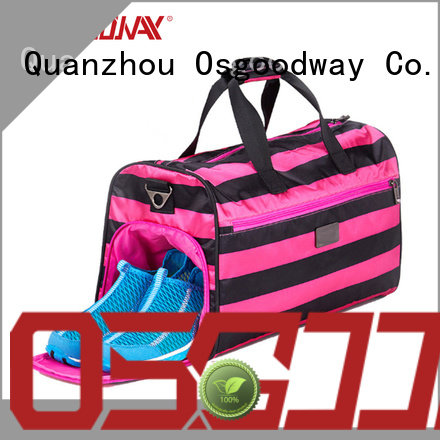 Osgoodway girls duffle bag supplier for travel