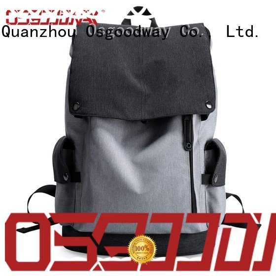 Osgoodway urban backpack for school design for travel
