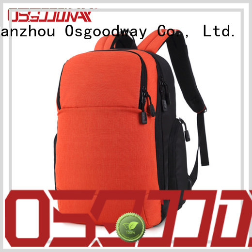 Osgoodway laptop travel backpack from China for school
