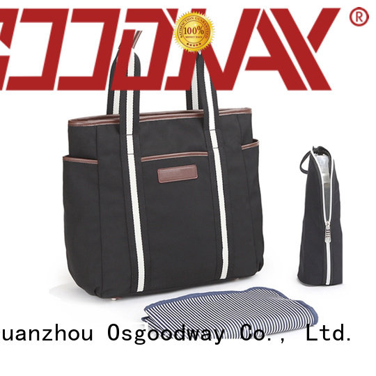 Osgoodway stylish diaper bags wholesale for vacation