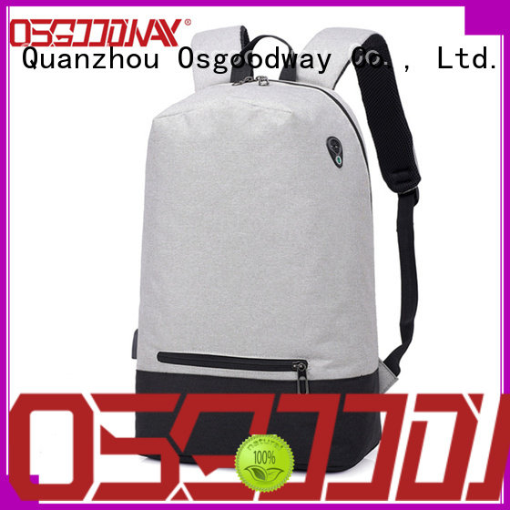 hot sale laptop backpack anti theft multi from China for school