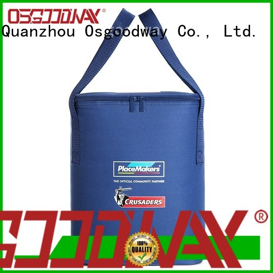 Osgoodway professional portable cooler bag design for BBQs