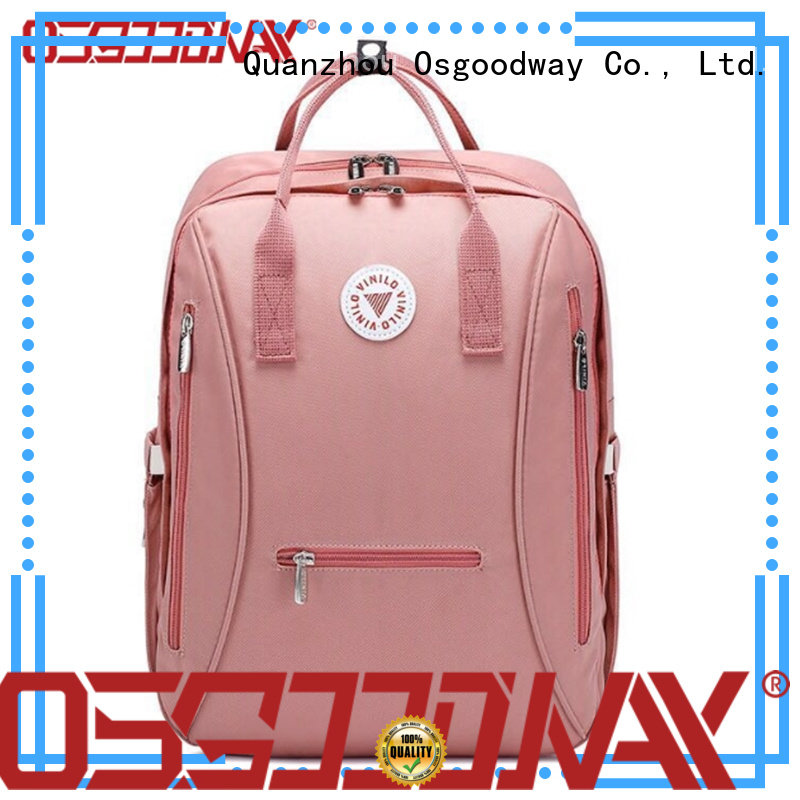 Osgoodway stuff baby backpack diaper bag easy to carry for vacation