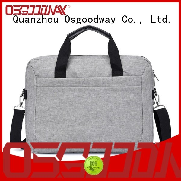 Osgoodway womens stylish laptop backpack wholesale for men