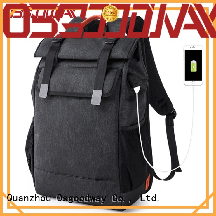 Osgoodway backpacks business laptop backpack directly sale for work
