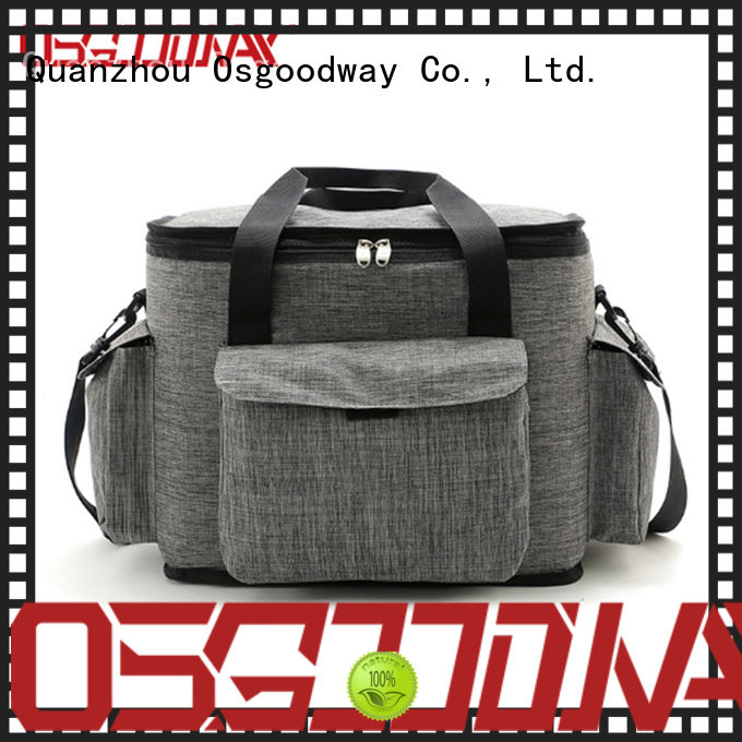Osgoodway good quality picnic cooler bag wholesale for BBQs