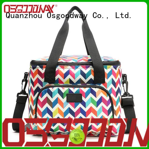 Osgoodway professional best cooler bag design for BBQs