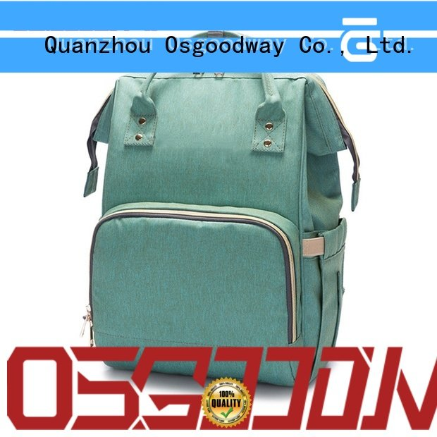 waterproof baby diaper backpack wholesale for vacation