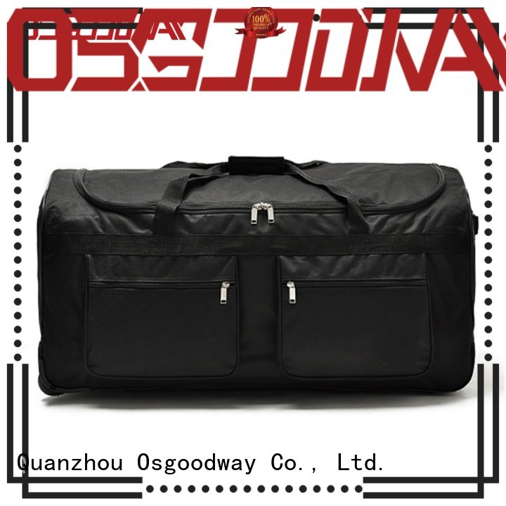 Osgoodway adjustable baseball duffle bag with Multi-pockets for sport