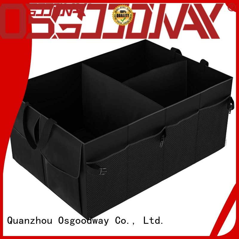 Osgoodway trunk organizer with cooler wholesale for jeep