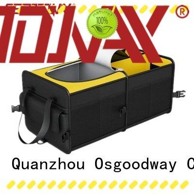 Osgoodway auto golf trunk organizer supplier for suv