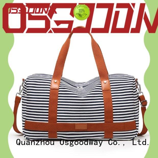 adjustable weekend duffle bag man design for travel