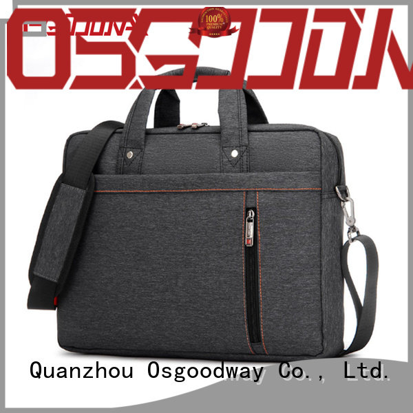 Osgoodway durable lightweight laptop backpack from China for school