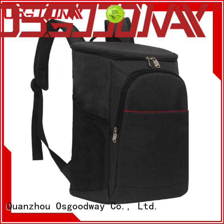Osgoodway leak-proof lunch cooler bag design for BBQs