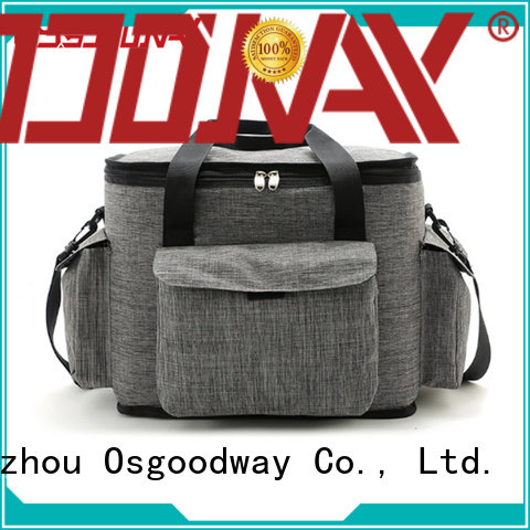 Osgoodway custom promotional cooler bag outings for BBQs