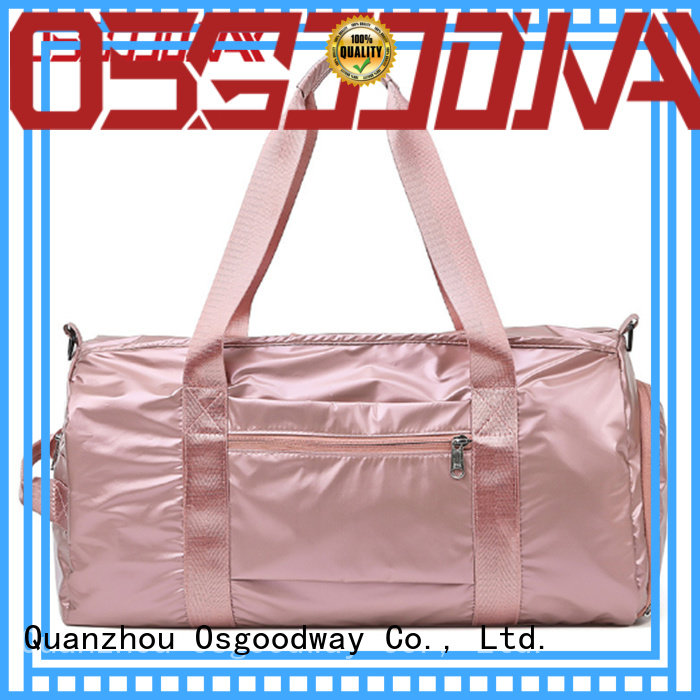 Osgoodway strap water proof duffle bag design for sport