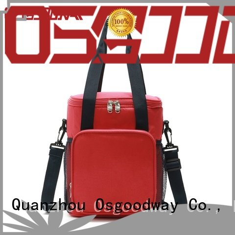 Osgoodway leak-proof backpack cooler bag wholesale for camping