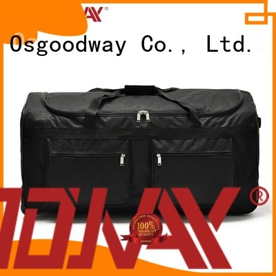 Osgoodway waterproof girls duffle bag supplier for travel