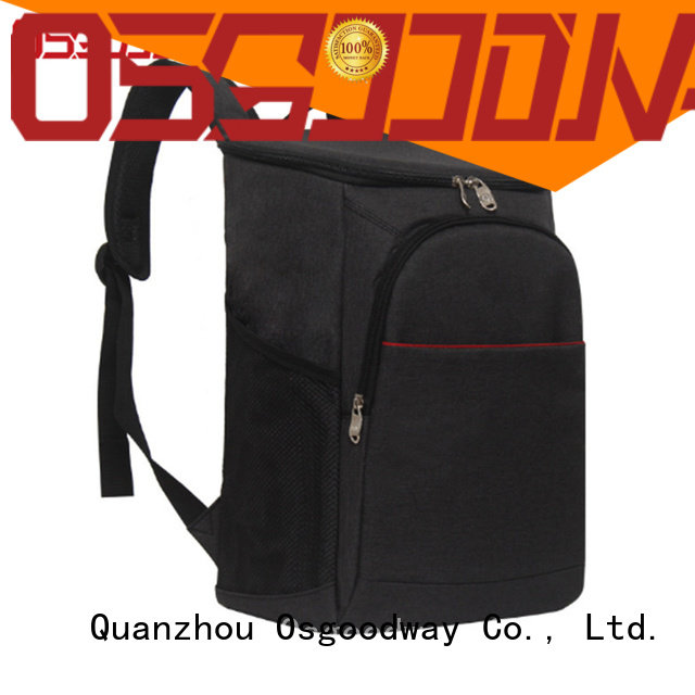 Osgoodway dual backpack cooler bag keep food cold for hiking