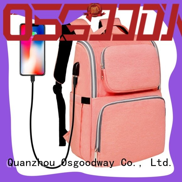 Osgoodway straps diaper bag company manufacturer for picnic