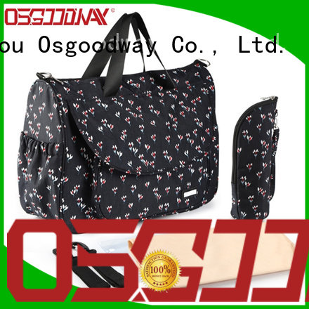 multi-Function crossbody diaper bag multifunctional wholesale for baby care