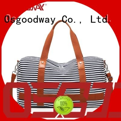 practical travel duffle bag womens canvas design for fitness