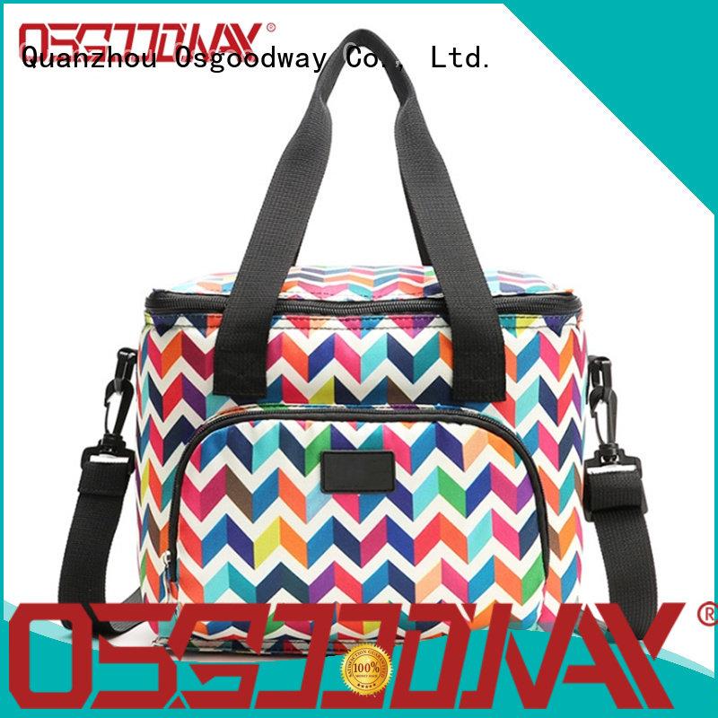 bag hiker cooler bag keep food warm for picnic Osgoodway