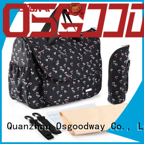 practical diaper bagpack laptop easy to clean for vacation