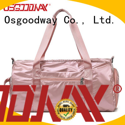 Osgoodway good quality soccer duffle bag directly price for fitness