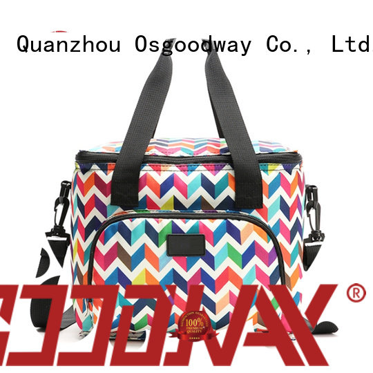 Osgoodway custom cooler bag factory design for hiking