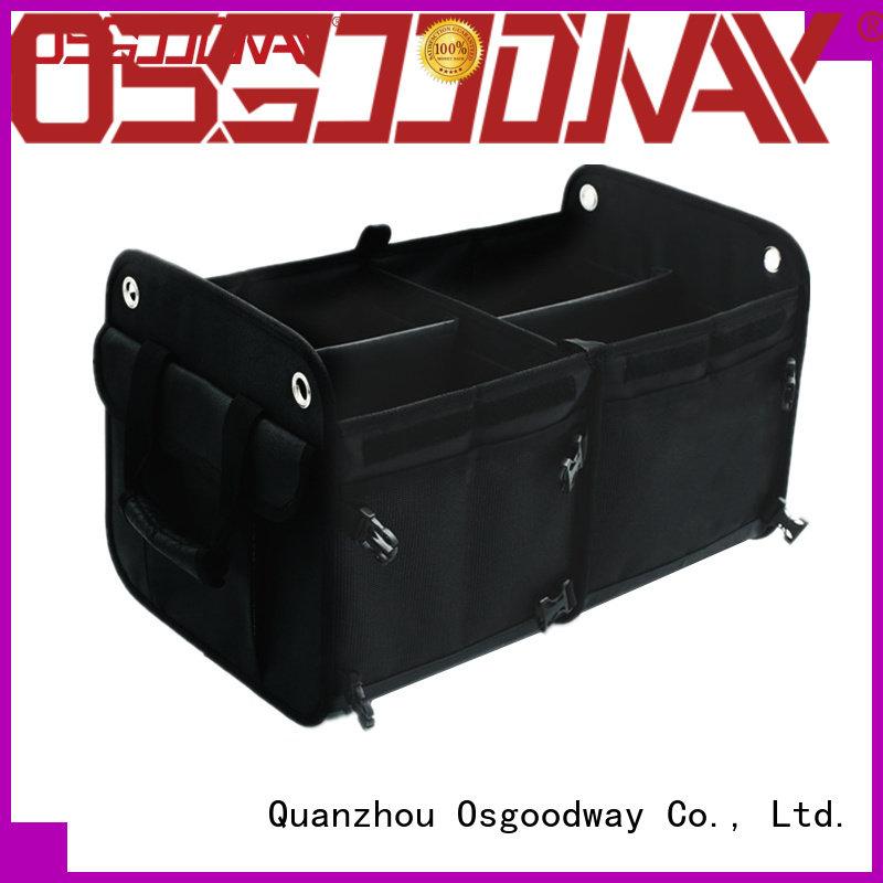 heavy duty audi trunk organizer wholesale for vehicle