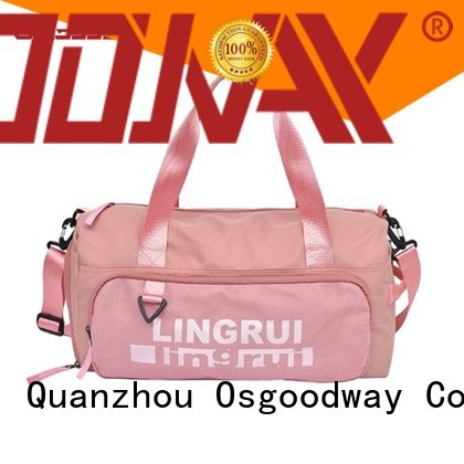 extra sports duffle bag with Multi-pockets for travel Osgoodway