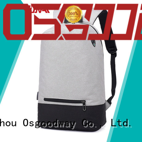Osgoodway hot sale laptop backpack for girls wholesale for business traveling