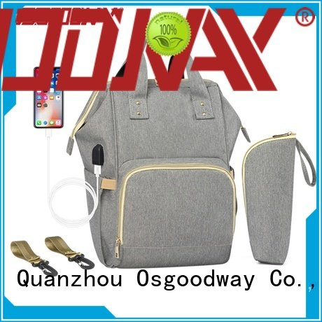 Osgoodway handbag baby boy diaper bags wholesale for mom