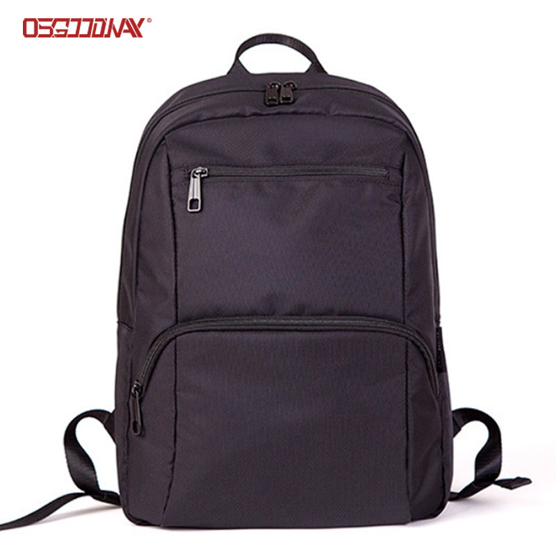 Custom Logo Oxford Bagpack Backpack College Student Backpack Bag for Women Men