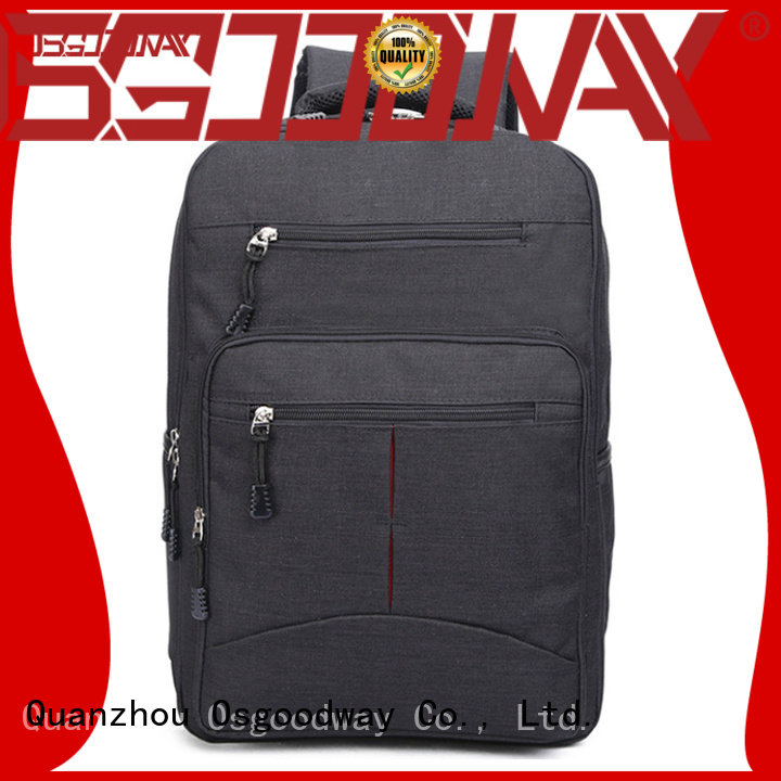 Osgoodway printing school bag manufacturers design for outdoor